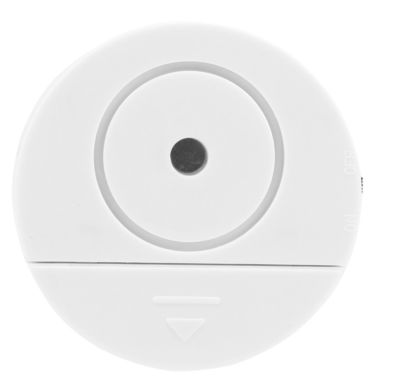 Glasbruchmelder Olympia VA 200, Alarmlautstärke 85 dB, 2er-Set