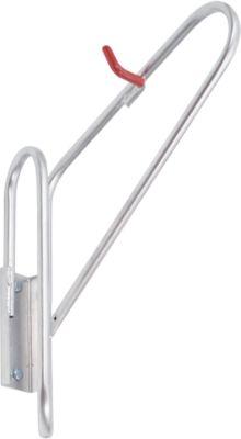 Hangende parker WSM, 90° recht, voor banden tot B 55 mm, B 900 x D 400 x H 600 mm, gegalvaniseerd staal, 1 ophangpositie, 1 ophangpositie