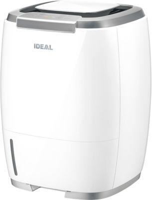 Ideal Luftwäscher AW60, mit Kombi- u. Carbonfilter, Touch-Bedienung, Raumgröße 60 m²