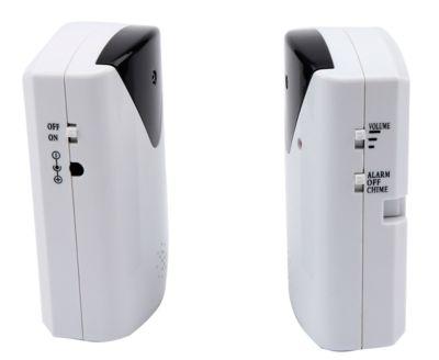 Lichtschranke Durchgangmelder Olympia IR 200, Alarm, Türgong & Infrarot-Technologie