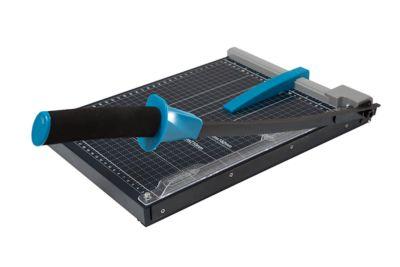 Papier Schneidemaschine Genie GM A4, für Formate bis DIN A4, 12 Blatt Schnittleistung