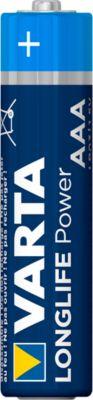Sparset VARTA Batterien High Energy, Micro AAA, 1,5 V, 4 Stück