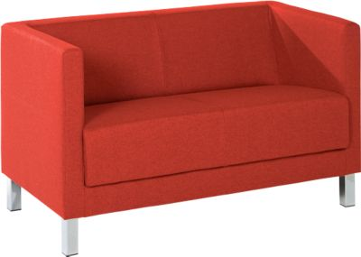 2-Sitzer Wienea, Stoff rot