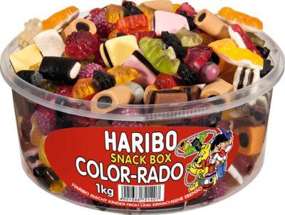 2 x 1 kg HARIBO Color-Rado HARIBO 2 x 1 kg
