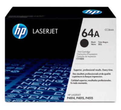 2 x Doppelpack HP Color LaserJet Druckkassetten CC364XD