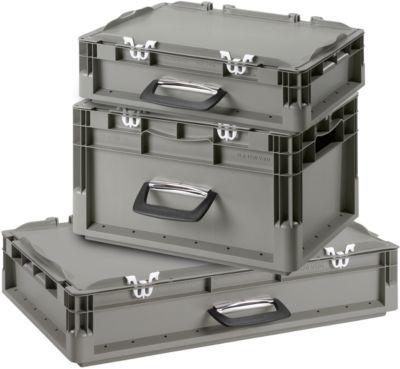 3-delige kofferset van polypropeen
