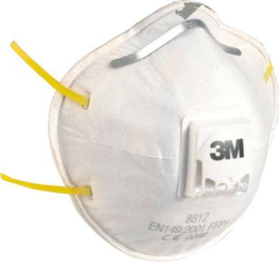 3M Atemschutzmaske 8812 FFP1 mit Cool Flow Ausatemventil