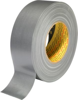 3M™ Premium weefselband, 50 mm x 50 m, zilver