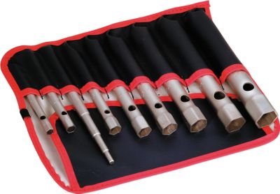6-Kant-Rohr-Steckschlüssel 8-tlg
