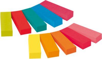 670-10AB Post-it® Paginamarker, 12,7 x 44,4 mm, 1 pak van 10 x 50 vel