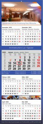 7-Monatsplaner Combi 7