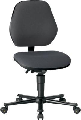 9151 ESD bureaustoel, zwart