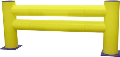 Aanrijdbeveiliging Rack Armour, twee liggers type A 1000 mm