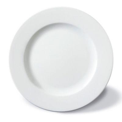 Aanvoerplaat ADRINA, plat, diameter 250 mm, 6 stuks, vlak