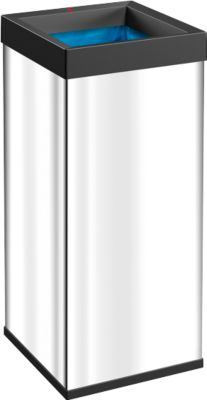 Abfallbox Big-Box® Quick, 40 l, Edelstahl
