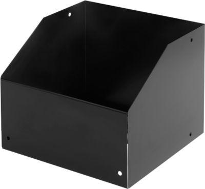Ablagekorb, für Ordner, mit Boden, passend für Rollcontainer