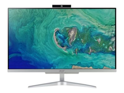 Acer Aspire C 24 C24-865 - All-in-One (Komplettlösung) - Core i5 8250U 1.6 GHz - 8 GB - 2.256 TB - LED 60.5 cm (23.8