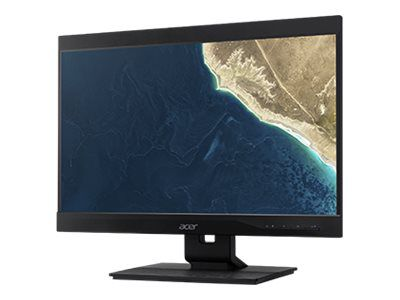 Acer Veriton VZ4860G - All-in-One (Komplettlösung) - Core i5 8400 2.8 GHz - 8 GB - 256 GB - LED 60.5 cm (23.8