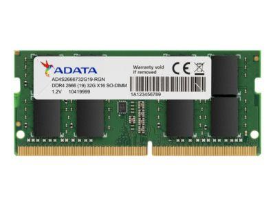 ADATA Premier Series - DDR4 - 8 GB - SO DIMM 260-PIN - ungepuffert