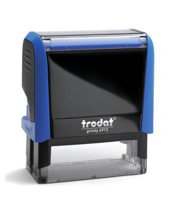 Adress-Stempel trodat® Printy 4913, blau