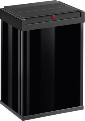 Afval Bak Big Box Swing - 40 l - zwart