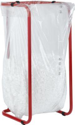 Afvalbak 200 liter, b 460 x h 970 x d 460 mm, niet verrijdbaar