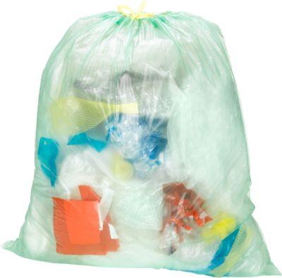 Afvalzakken met trekkoord, 120 liter