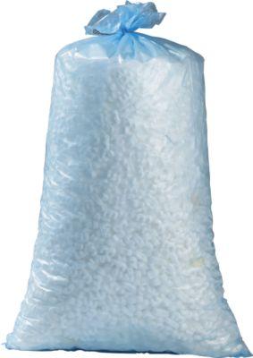 Afvalzakken van HDPE, 23 mµ, 70 liter, blauw, 250 stuks