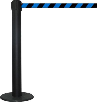 Afzetpalen RS-Guideline GLA 85, band zwart/blauw
