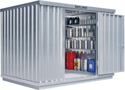 Afzonderlijke container SAFE TANK 1000, voor passieve opslag