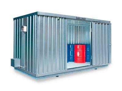 Afzonderlijke container SAFE TANK 1350, WGK 1-3
