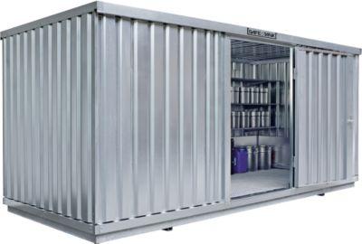 Afzonderlijke container SAFE TANK 1700, voor passieve opslag