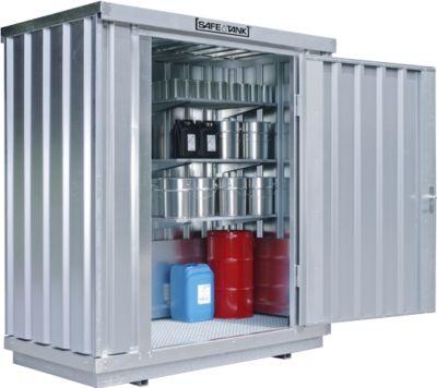 Afzonderlijke container SAFE TANK 300, voor passieve opslag
