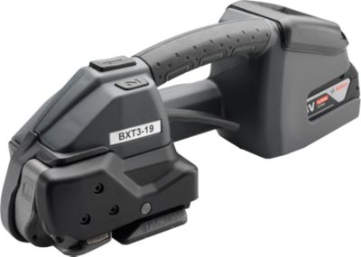 Akku-Umreifungsgerät BXT3-19, Kunststoff-Bänder, Band 16 – 19 mm, bis 4500 N