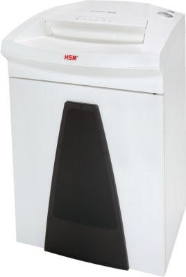 Aktenvernichter HSM® SECURIO B26, Partikelschnitt 4,5 x 30, m. Öler