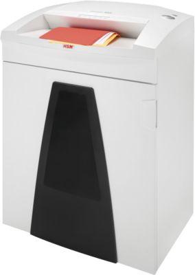 Aktenvernichter HSM® SECURIO B35, Partikelschnitt 4,5 x 30 mm, Öler