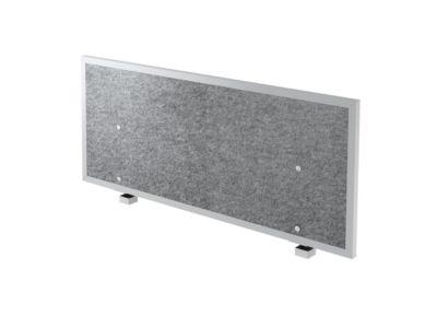 Akustik-Trennwand, f. Schreibtisch B 1200 mm, Schallschutzklasse C, H 500 mm