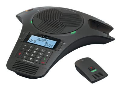 Alcatel Conference 1500 - schnurloses Konferenztelefon mit Rufnummernanzeige