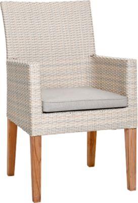 Alicante rieten stoelen - set van 2 stuks