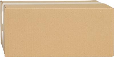 Allround kartondozen, 1 golflaag, 305 x 215 x 135 mm, bruin