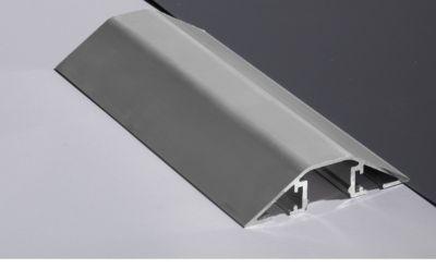 Alu-Kabelbrücken-Set, L 400 mm, Alu-Rohmaterial