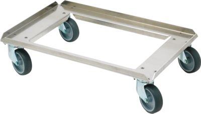 Alu-Rollrahmen,  611 x 411 mm, Tragkraft 250 kg