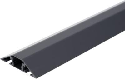 Aluminium kabelbrug, l 1500 mm, leigrijs