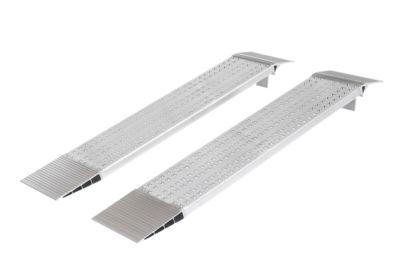 Aluminium laad-/looprails, l 1500 mm, 10 kg, b 300 mm