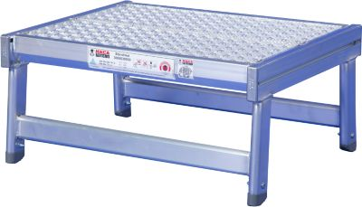 Aluminium standaard, 300 x 650 x 500 mm, 300 x 650 x 500 mm
