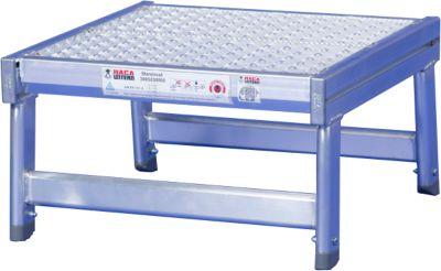 Aluminium statief, 300 x 550 x 500 mm, 300 x 550 x 500 mm