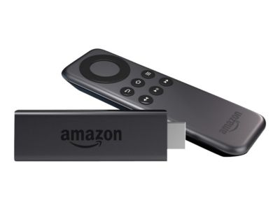 Amazon Fire TV Stick - Digitaler Multimedia-Receiver - mit Alexa Voice Remote