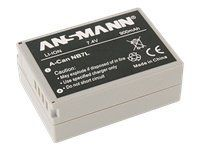 Ansmann A-Can NB 7 L - Kamerabatterie Li-Ion