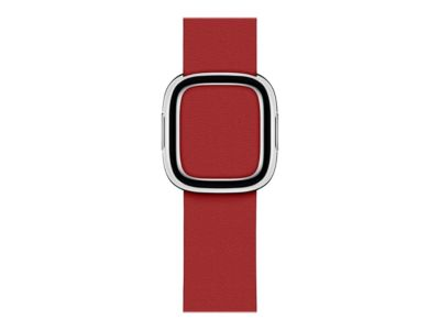 Apple 40mm Modern Buckle - (PRODUCT) RED Special Edition - Uhrarmband