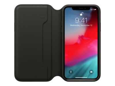 Apple Folio - Flip-Hülle für Mobiltelefon